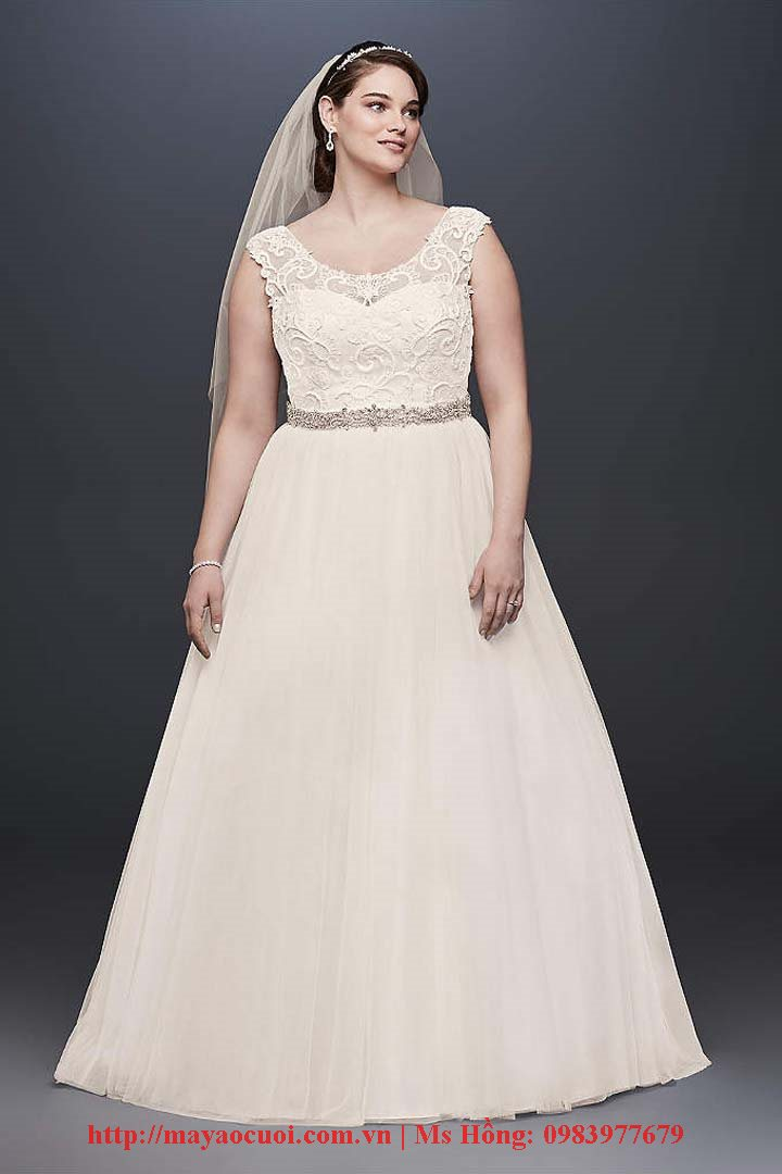 f4d5b0d78d3 Plus Size Wedding Dresses   Bridal Gowns with sleeves vintage cheap