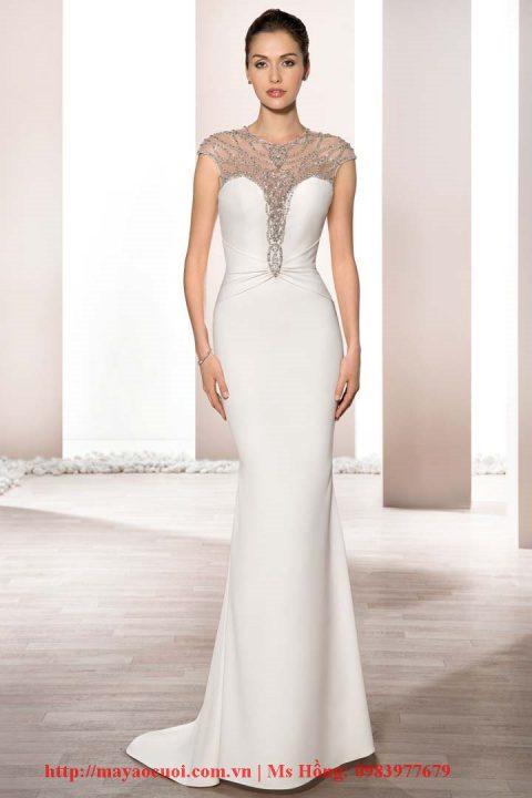 may áo cưới rẻ