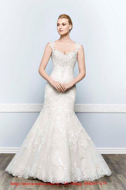 may váy cưới đẹp ở sài gòn