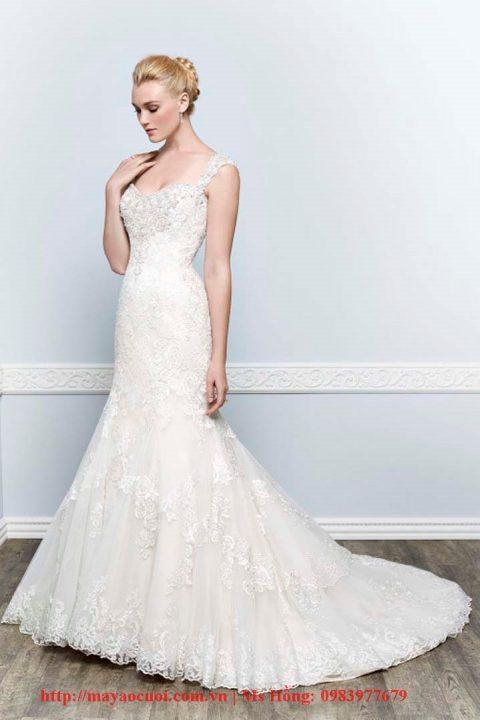 may áo cưới đẹp ở sài gòn